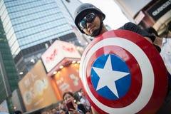 Διαμαρτυρία δημοκρατίας Χονγκ Κονγκ Στοκ Εικόνες