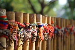 Φονικός μαζικός τάφος τομέων, Πνομ Πενχ, Καμπότζη Στοκ Εικόνες