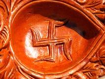 印度的艺术 免版税库存照片