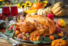 Благодарение Турция Стоковые Изображения RF