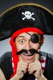 αστείος πειρατής Στοκ Φωτογραφία