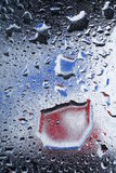 вода падений Стоковое Изображение