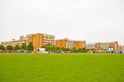 общественная школа Стоковые Фотографии RF