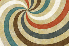 Текстура шестидесятых годов Стоковые Изображения RF