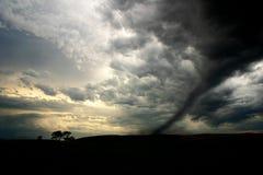 торнадо Стоковое Изображение RF