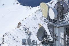 Метеорологическая станция Стоковое фото RF