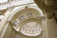 跳跃圣马力诺大教堂  免版税库存图片