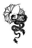 дракон Стоковое Изображение RF