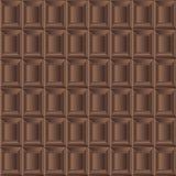 Άνευ ραφής διάνυσμα σύστασης υποβάθρου γάλακτος σοκολάτας Στοκ φωτογραφία με δικαίωμα ελεύθερης χρήσης