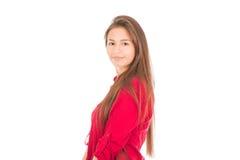 Νέο λατινικό κορίτσι Στοκ Εικόνες