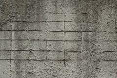 灰色混凝土墙有增强背景 免版税库存图片