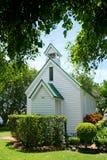 有历史的教会 库存照片