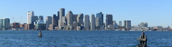 波士顿港口 免版税库存图片