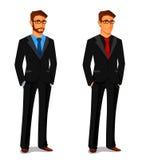 детеныши костюма бизнесмена Стоковое фото RF