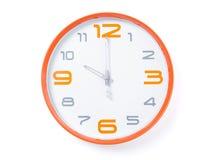 现代的时钟 库存图片