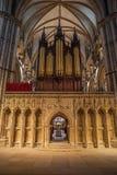 Καθεδρικός ναός του Λίνκολν Στοκ εικόνα με δικαίωμα ελεύθερης χρήσης