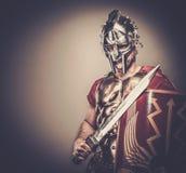 军团罗马战士 免版税图库摄影