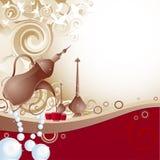 αραβική φιλοξενία Στοκ εικόνα με δικαίωμα ελεύθερης χρήσης