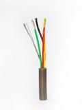 проводы телефона кабеля Стоковые Изображения RF