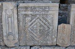 Греческий эллинистический мрамор Стоковая Фотография RF