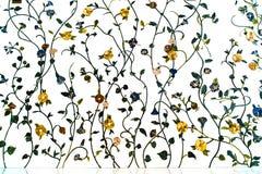 盛大清真寺阿布扎比-内部 免版税库存图片