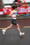 бегунок Стоковое фото RF
