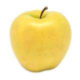 золотистое яблока вкусное Стоковое фото RF