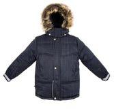 Теплая изолированная куртка Стоковые Изображения