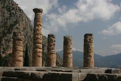 руины Стоковые Изображения