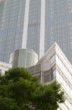 抽象大厦图象 库存图片