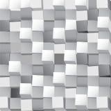 Τετραγωνικό υπόβαθρο κιβωτίων Στοκ φωτογραφία με δικαίωμα ελεύθερης χρήσης