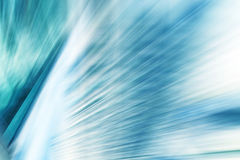 Αφηρημένο θολωμένο κίνηση υπόβαθρο υψηλής τεχνολογίας Στοκ εικόνες με δικαίωμα ελεύθερης χρήσης