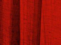 текстурированный красный цвет Стоковая Фотография
