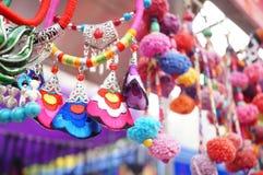 Шэньчжэнь, Китай: ювелирные изделия женщин Стоковое фото RF