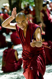 μοναχός Θιβετιανός Στοκ φωτογραφία με δικαίωμα ελεύθερης χρήσης