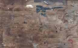 老被风化的木纹理 免版税库存图片
