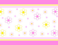 нашивки цветков Стоковое фото RF