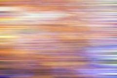 Αφηρημένη υποβάθρου θαμπάδων κλίση ουράνιων τόξων κινήσεων φωτεινή χρωματισμένη Στοκ Εικόνες