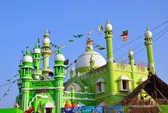 Зеленая мечеть Стоковые Изображения