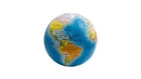 地球七巧板 库存照片
