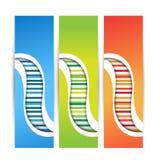 抽象标头网站 免版税图库摄影