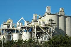 конкретный завод Стоковая Фотография
