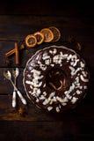 Торт шоколада Стоковые Фото