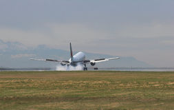 приземление Стоковое фото RF