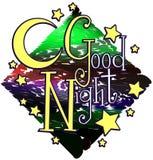 Спокойная ночь Стоковые Фотографии RF