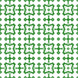 几何形状的样式 绿色多角形传染媒介背景  库存图片