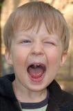 αγόρι ανασκόπησης αστικό Στοκ Εικόνα