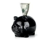概念货币保存 免版税图库摄影