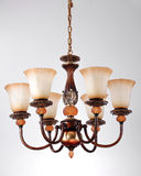 классическое освещение люстры Стоковые Изображения RF