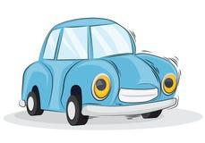вектор картины шаржа автомобиля безшовный Стоковое Фото